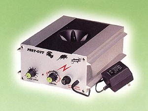TM-315 Ultrasonic Rats/Pest Repeller