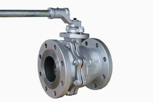 Floating Type Soft Seated Ball Valve