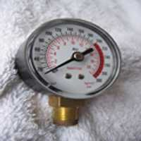 ABS Case Pressure Gauge