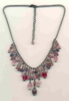 Silver,Semi Precious Stones,Fashion ,Imitation,Cos t