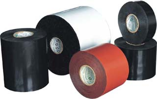 Outer Wrap Tape for Steel Pipe Fitting