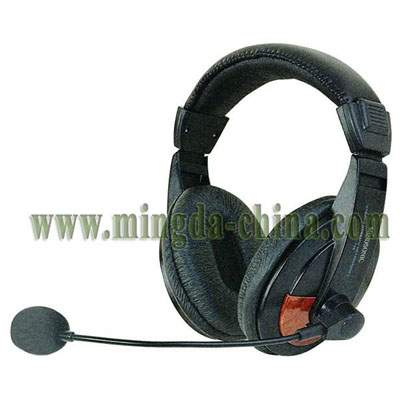 Computer Headphone/Head set with Microphone(HP- 750)