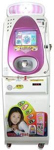 Nail Art Decoration Machine