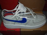 supply for a series of clear AF1 shoes