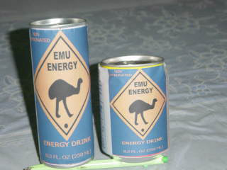 Emu Energy Drink 24 x 250 ml can