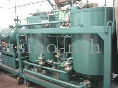 engine oil purification motor oil recycling plant