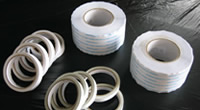 double sided adhesive tape, masking/kraft tape