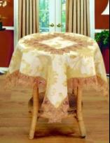 embrodiery tablecloth